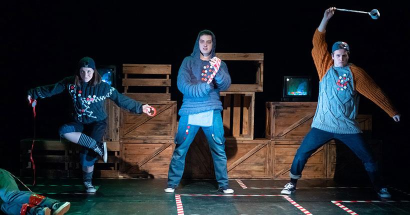 Спектакль «Первого театра» вошёл в программу фестиваля «Золотая Маска»