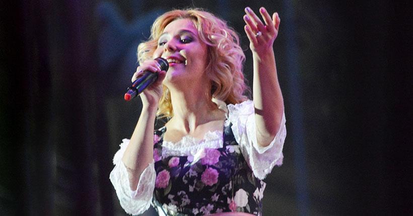 Певице Пелагее присвоено звание заслуженной артистки России