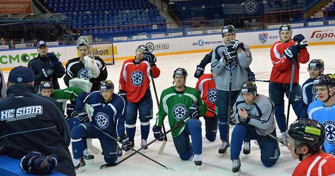 Остановлены продажи билетов на матчи с хоккейной «Сибирью» в Нур-Султане
