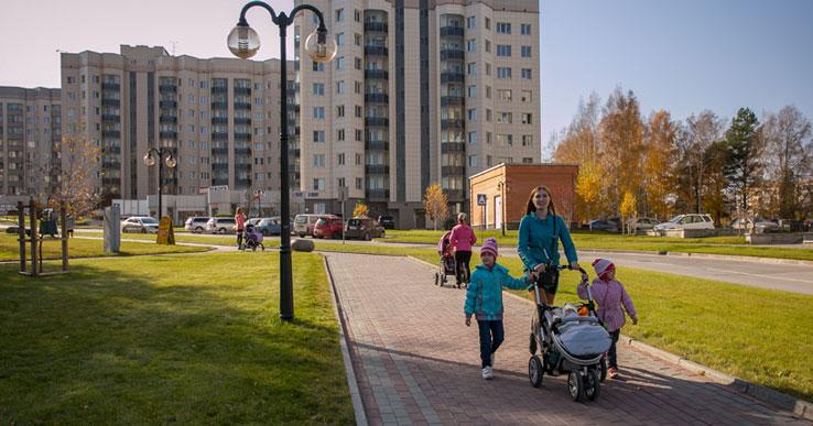 Счёт эскроу поможет семьям защитить областной семейный капитал