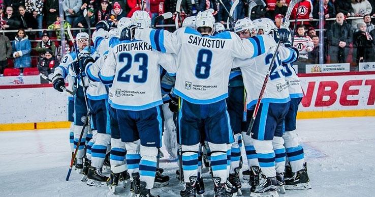 Хоккейная «Сибирь»: продажа билетов остановлена