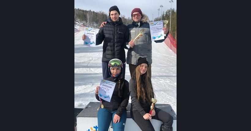 Даниил Дильман стал обладателем Кубка России по сноуборд-кроссу