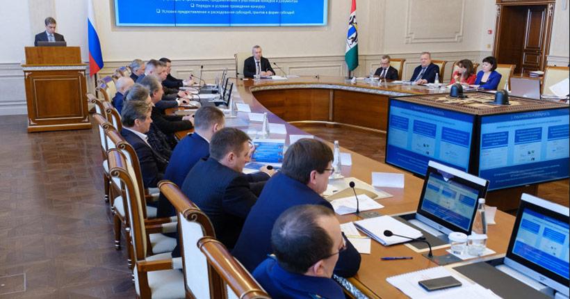 В Новосибирской области продолжается  борьба с коррупцией