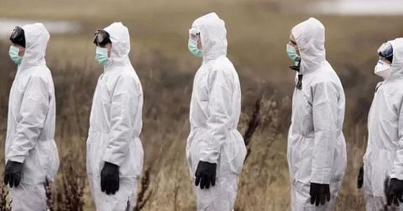 Новосибирские учёные: пандемия только набирает обороты