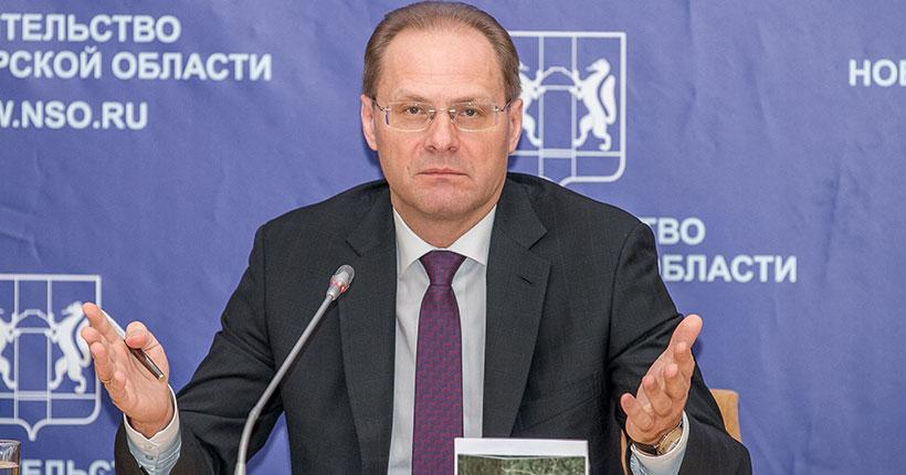 Суд обязал Минфин РФ выплатить 300 тысяч рублей бывшему губернатору НСО
