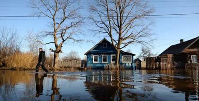 Паводок в Новосибирской области: какие варианты событий готовит весна