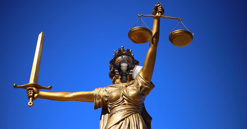 До 10 апреля в судах будут рассматривать только безотлагательные дела, личный приём граждан также приостановлен