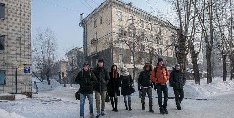 Студенты Новосибирской области начинают учиться дистанционно