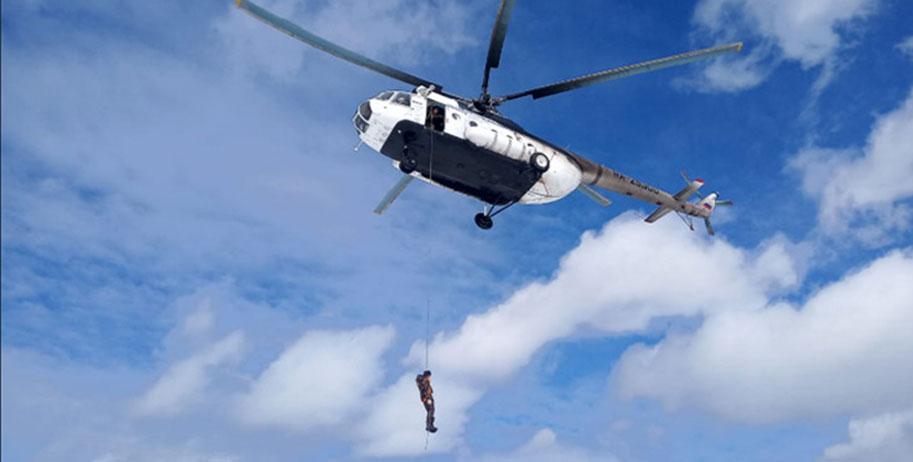 В Новосибирской области подготовился к работе «Лесной спецназ»
