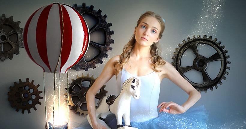 Провести домашний вечер с «Коппелией» предлагает Новосибирский театр оперы и балета