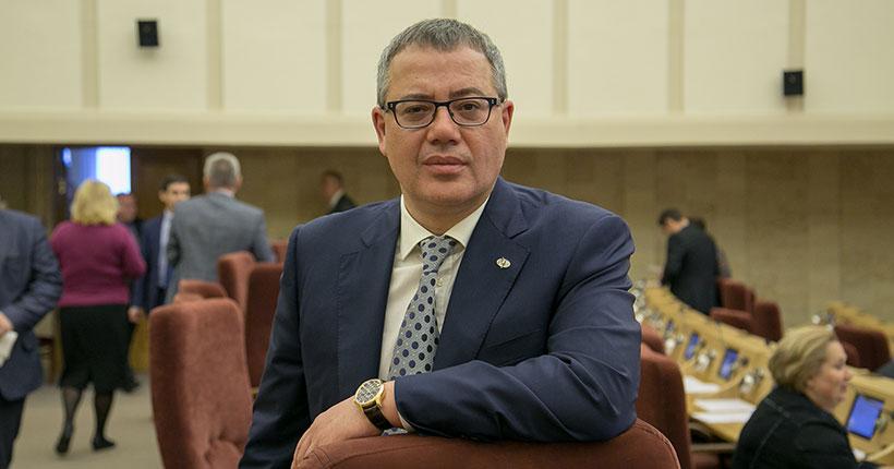 Депутат Илья Поляков заявил о своём участии в сентябрьских выборах в заксобрание в качестве независимого кандидата