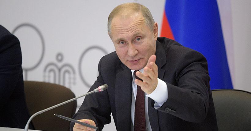 Президент России сделал экстренное заявление для жителей России о коронавирусе