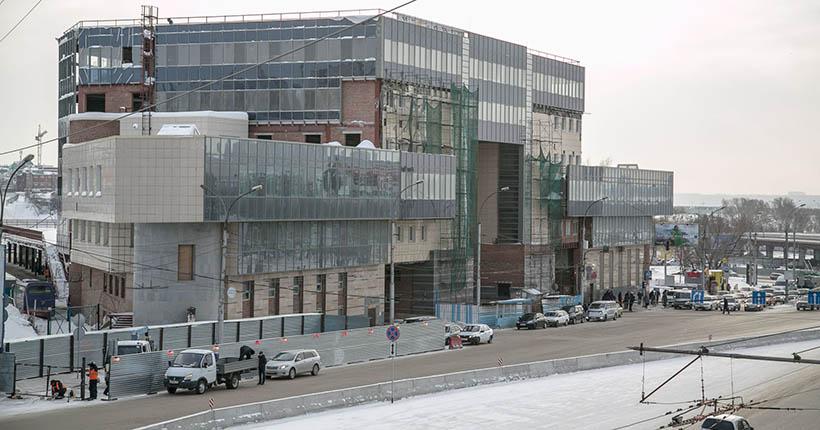 В Новосибирске закрывается автовокзал на Красном проспекте