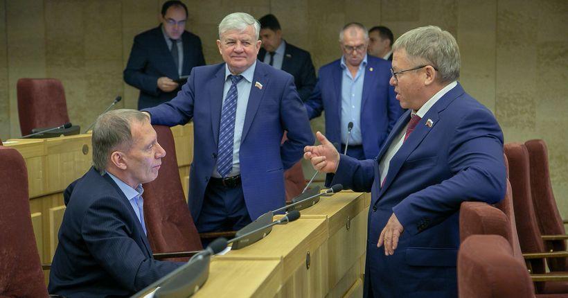 Более 600 депутатских наказов выполнят в Новосибирской области в 2020 году