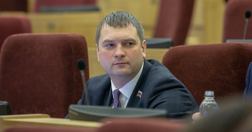 Сергей Конько стал четвёртым вице-председателем социального комитета заксобрания НСО