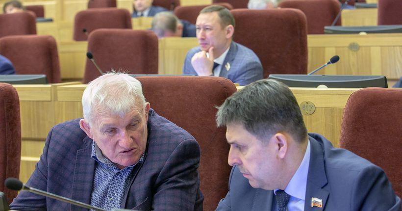 Молодёжному парламенту НСО удлинили срок полномочий