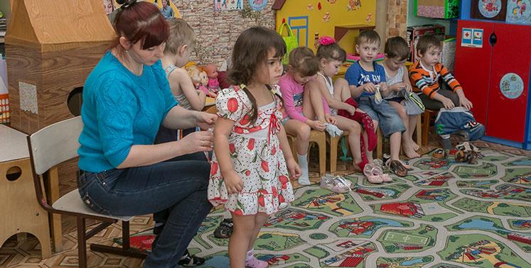Как будут работать дошкольные учреждения во время нерабочей недели