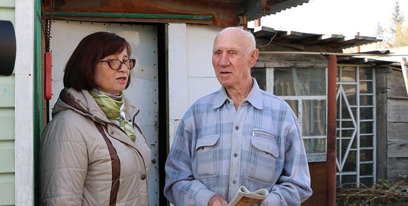 В Новосибирской области работает горячая линия для пожилых людей