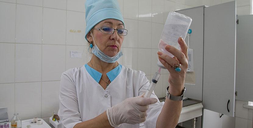 Все поликлиники Новосибирской области во время нерабочей недели будут работать