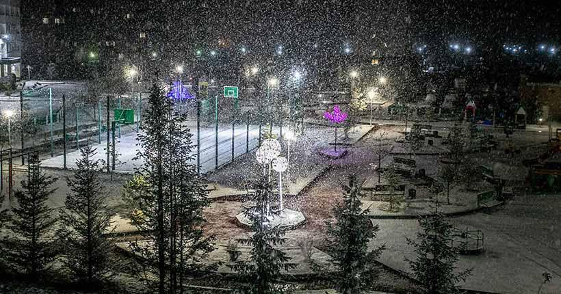 В Новосибирске потеплеет до +9 градусов