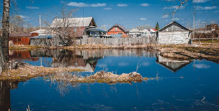 Погода: в Новосибирской области внезапное потепление