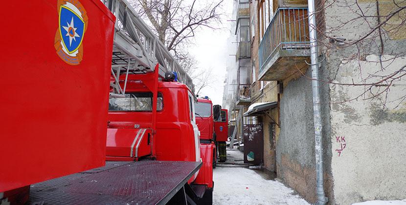 Датчик-извещатель спас многодетную семью в Новосибирской области
