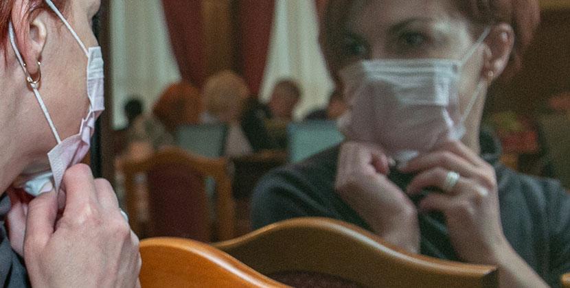 Оперштаб Новосибирской области по коронавирусу сообщает об ужесточении мер за нарушение режима изоляции
