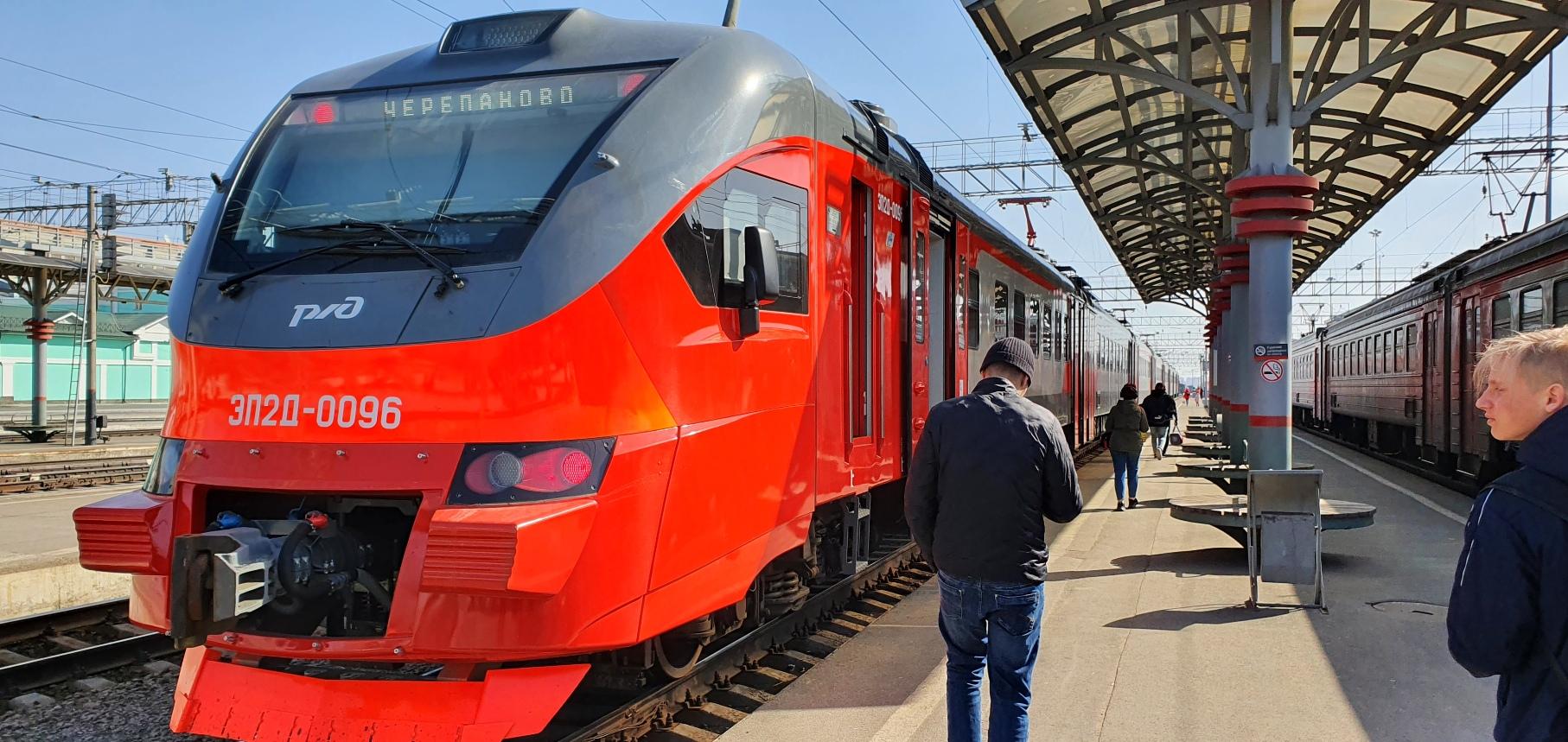 Их всего три в Новосибирском регионе: в чём особенность новейшего состава?