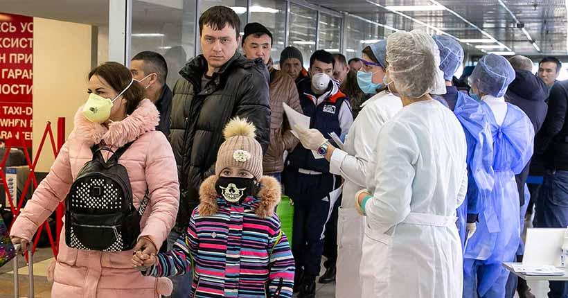 Прибывающих из Москвы и Питера будут отправлять на обязательную изоляцию в Новосибирске