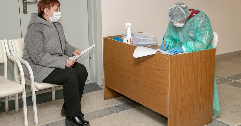 В Новосибирской области проведено более 3100 тестов на коронавирус