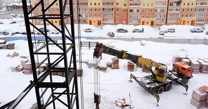 Коронавирус не помешает строительству новых объектов в Новосибирске