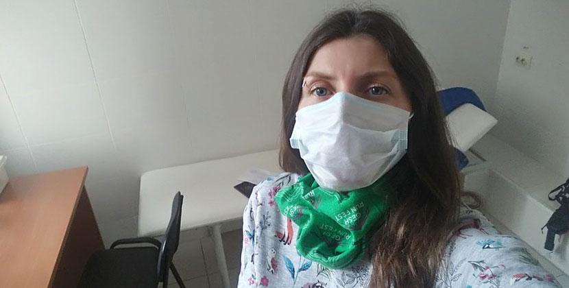 Журналистка из Новосибирска прошла все «прелести» тестирования на коронавирус