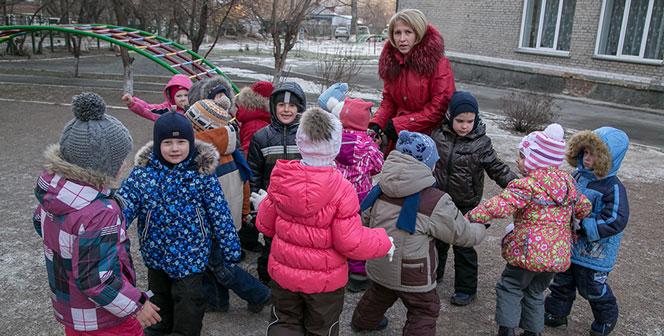Количество детей в садах резко выросло в Новосибирской области