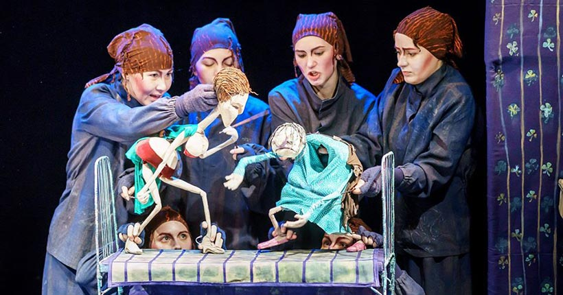 Почувствуй себя артистом — Новосибирский театральный приглашает на онлайн-консультации
