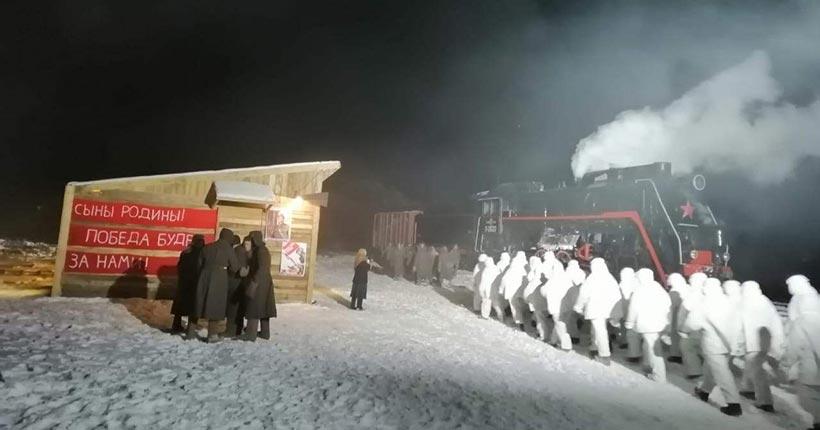 Премьера фильма о 29-й Новосибирской лыжной бригаде пройдёт 3 мая