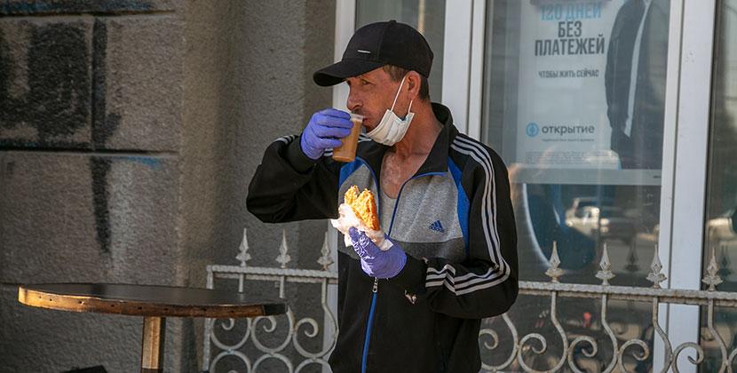 В каких местах в Новосибирской области нужно появляться только в масках