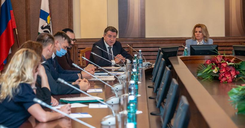 Какой поддержки ждёт от власти новосибирский бизнес, обсудили в заксобрании