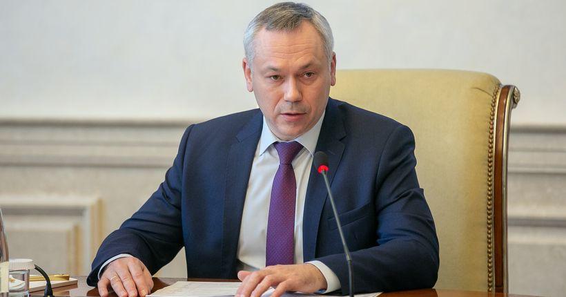 Андрей Травников разбирается, как Пасха и юбилей Ленина повлияли на коронавирусную обстановку в Новосибирске