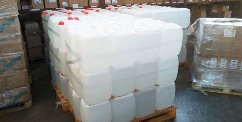 Более 25 тысяч литров нелегального спирта изъято в Новосибирске