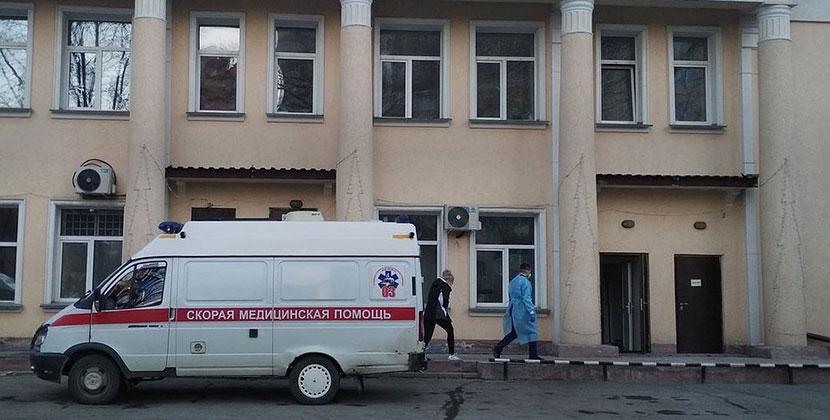 Беременная женщина в Новосибирске оказалась в инфекционной больнице с коронавирусом