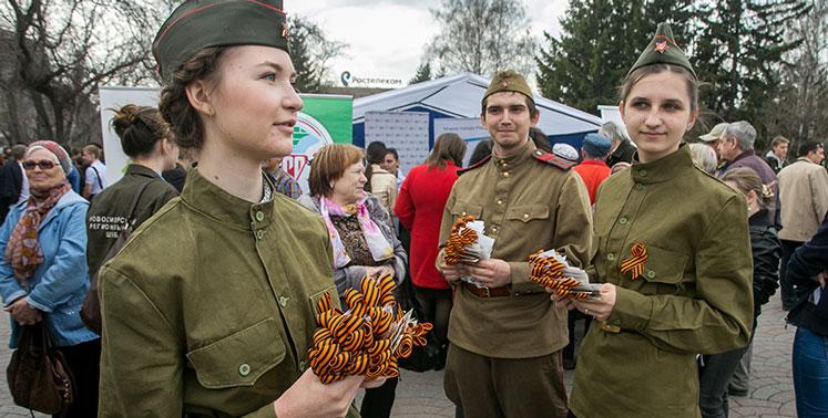 «Фронтовые бригады» приедут к ветеранам Победы в Новосибирской области