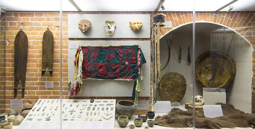 Новосибирский краеведческий музей пригласил посетителей на новые экскурсии