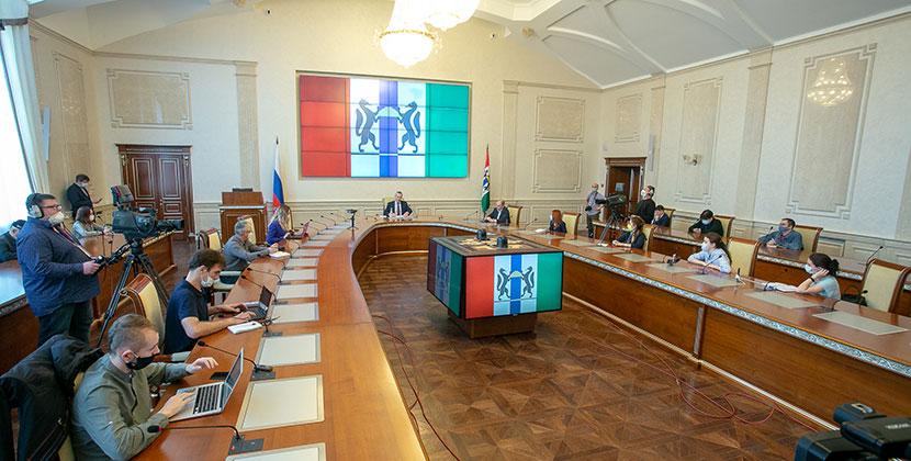 Как Новосибирская область будет выходить из режима ограничений?