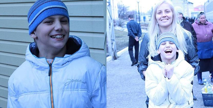 Жительницу Новосибирской области бросил муж, когда узнал о диагнозе сына