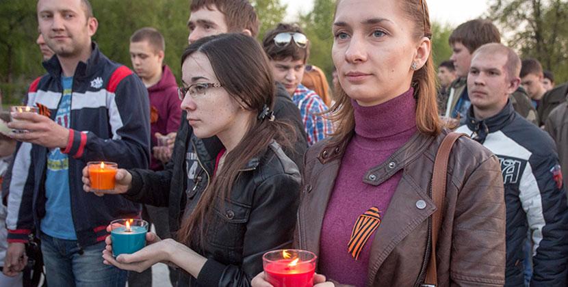 Новосибирцев призвали сегодня одновременно зажечь свечи