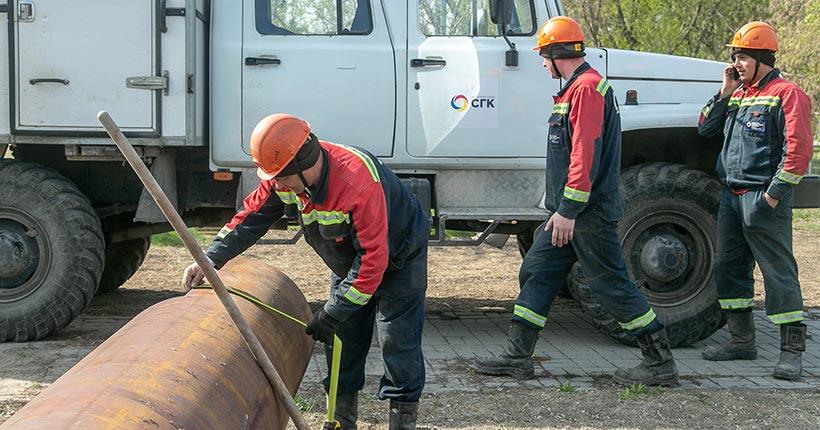 СГК начала гидравлические испытания в зоне теплоснабжения от ТЭЦ-5 и Кировской районной котельной