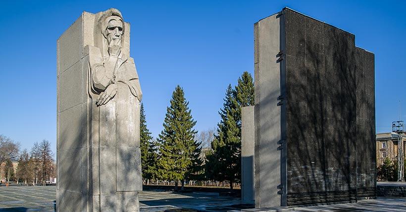 В Новосибирске создали уникальный Электронный Монумент Славы воинов-сибиряков