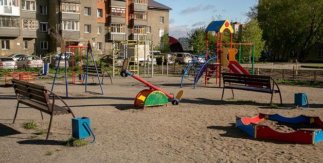 Проект благоустройства в Новосибирской области признан одним из лучших в России
