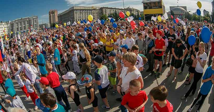 Празднование Дня города могут перенести в Новосибирске