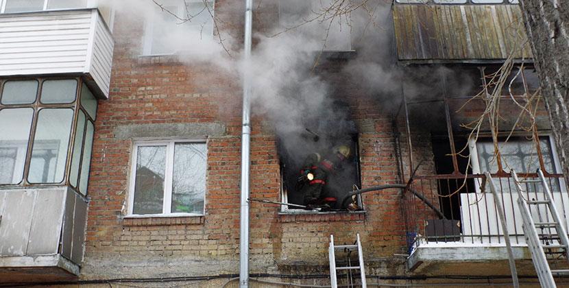 Два человека погибли в Новосибирской области из-за неосторожности при курении